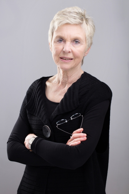 Mary Chamberlain 2015 . Photo: Sean Gannon, Headshots