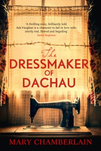 TheDressmakerofDachau with Saskia quote